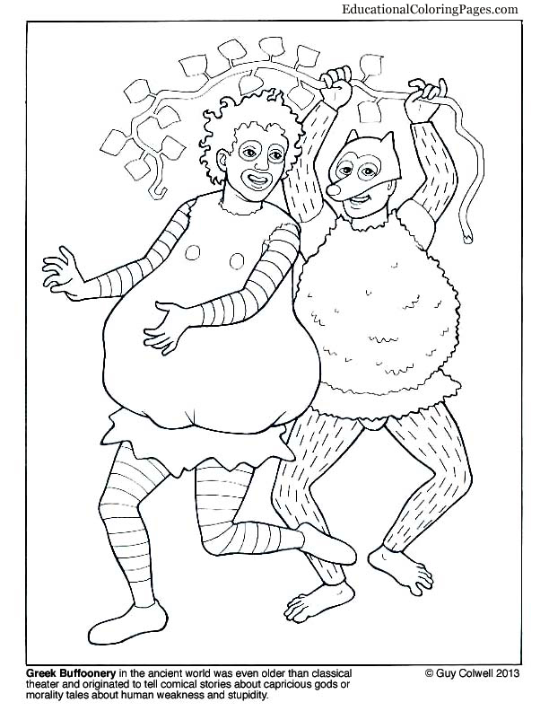 circus coloring pages Animal Coloring Pages for Kids